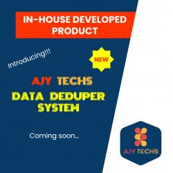 AJY Techs Data Deduper System
